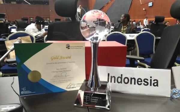 Indonesia Raih Gold Award Dalam CHM Award Ceremony