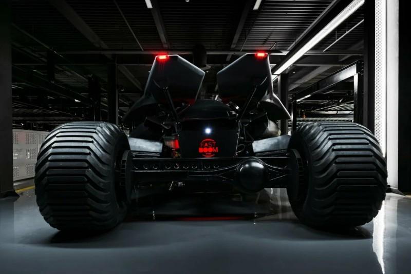 Batmobile dari Film Batman vs Superman Zark Snyder Dijual, Harga Rp 1 Miliar Lebih