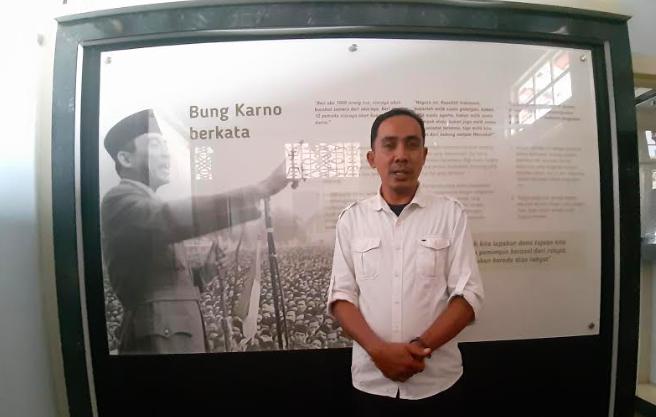22 Tahun Honorer ini Jaga Rumah Pengasingan Bung Karno, Kadang Merinding Saat Ruangan Sepi