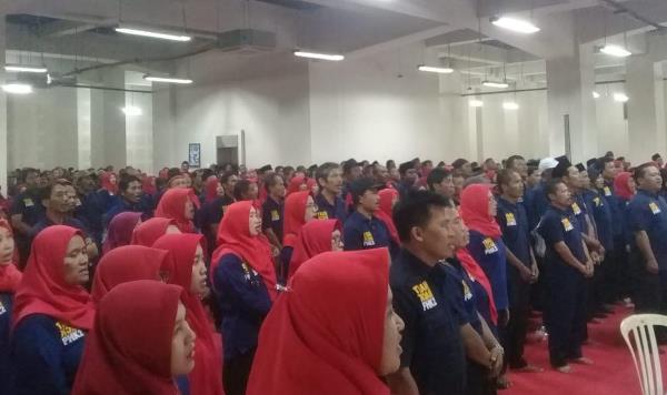 Berharap Revisi UU ASN Kelar, Honorer K2 Dukung Jokowi