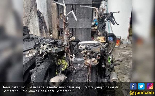 Kriminolog: Pelaku Teror Bakar Mobil dan Motor Bukan orang Profesional, tapi…