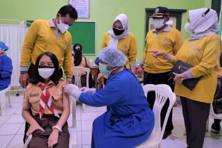 Akhir September Ini, Capaian Vaksinasi Kota Madiun Ditargetkan Tembus 80 Persen - JPNN.com Jatim