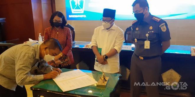 Dana Hibah Parpol di Malang Naik 100 Persen, Sutiaji Singgung Pengeluaran Fiktif - JPNN.com Jatim