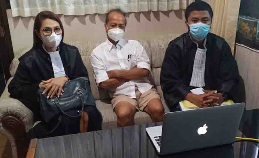 Zaenal Tayeb Sidang Pakai Celana Pendek, Begini Pendapat Hukum LBH Bali, Keras - JPNN.com Bali