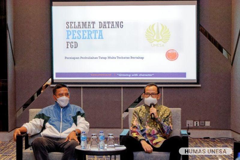 Begini Skema PTM Terbatas yang akan Dilakukan Perguruan Tinggi Negeri di Indonesia - JPNN.com Jatim