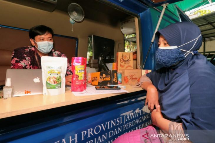Tingkatkan Desain Kemasan Produk UMKM Probolinggo, DKUPP Sediakan Mobil Keliling Konsultasi Gratis - JPNN.com Jatim