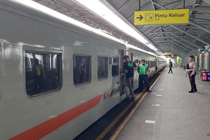 Begini Progres Pembangunan Jalur Ganda Kereta Api Mojokerto-Sepanjang - JPNN.com Jatim