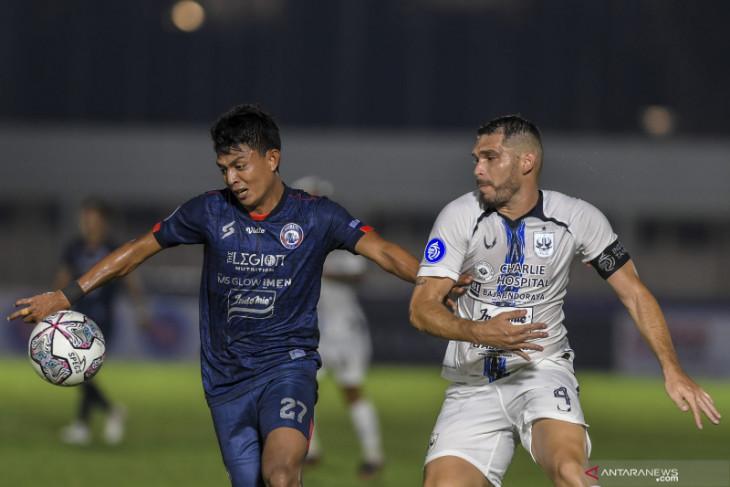 Imbang Versus PSIS Semarang, Arema FC Masih 5 Terbawah Papan Klasemen - JPNN.com Jatim