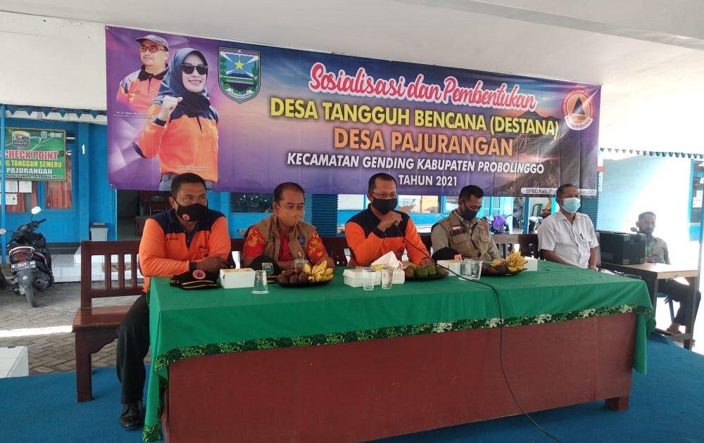 Antisipasi Bencana, BPBD Probolinggo Bentuk Destana - JPNN.com Jatim