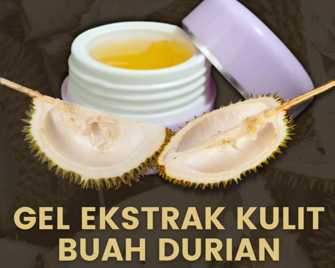 Mahasiswa UB Bikin Krim Anti Jerawat dari Limbah Kulit Durian - JPNN.com Jatim