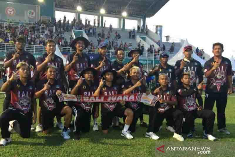 Bali Target Raih Emas Kriket Super Eight Setelah Jadi Jawara Super Sixies - JPNN.com Bali