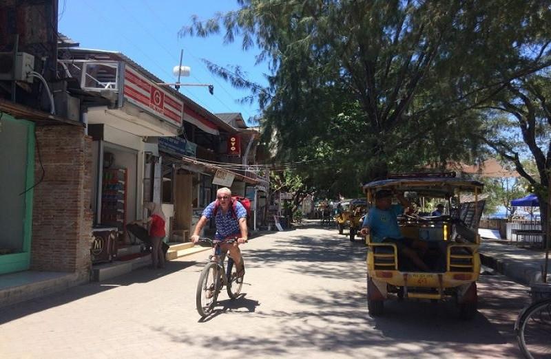 Pariwisata Gili Tremena Menggeliat, Turis dari Bali Mulai Berdatangan ke NTB - JPNN.com Bali