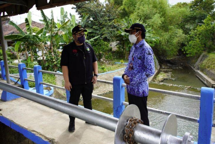 Sering Sebabkan Banjir, Dam di Kecamatan Pare Kediri Mulai Diperbaiki - JPNN.com Jatim