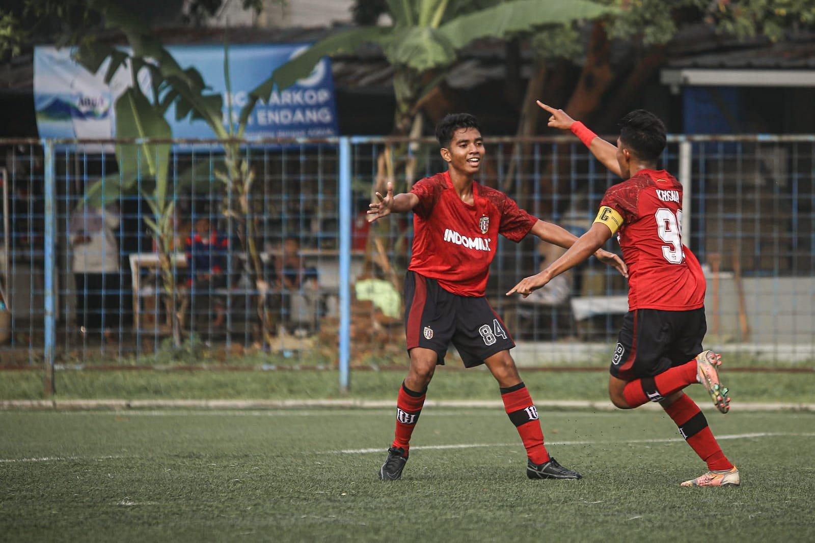 Bali United Youth Sukses Bungkam Tira Persikabo, Rotasi Pemain saat Kontra Barito Putra - JPNN.com Bali