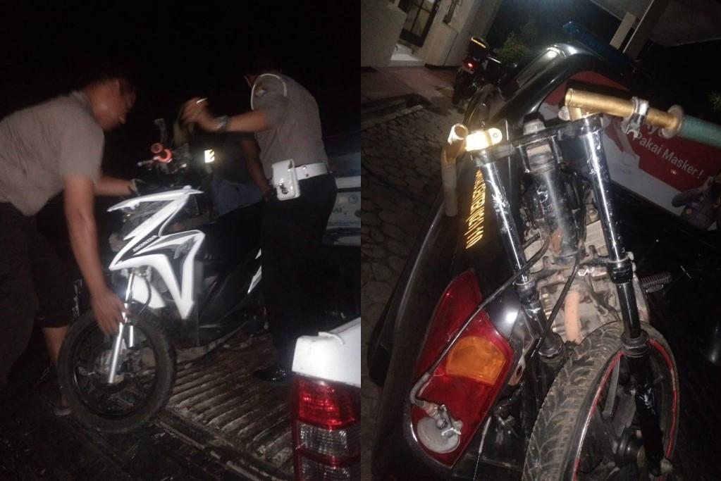 Motor Tanpa Nopol Adu Banteng di Sumenep, Sihudin Tewas, Innalillahi - JPNN.com Jatim