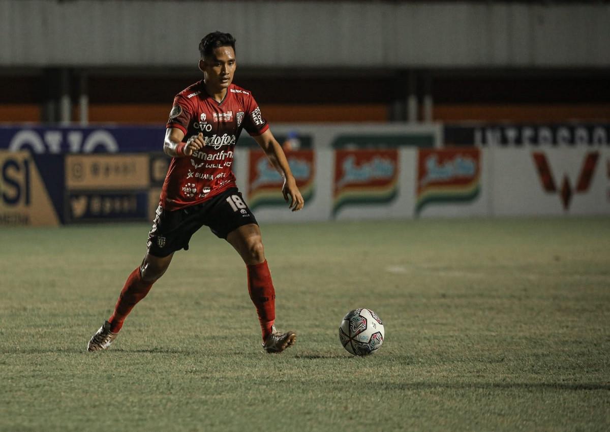 Gelandang Timnas Milik Bali United Kecewa Keok dari BFC, Responsnya Mengejutkan - JPNN.com Bali