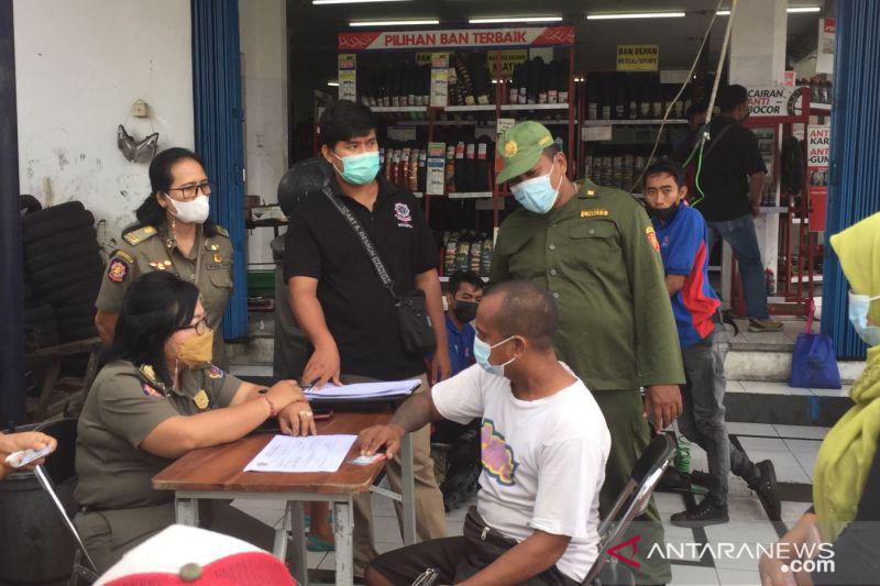 Tim Yustisi Denpasar Sanksi 31 Pelanggar Prokes, Target Zona Hijau Bisa Terancam - JPNN.com Bali
