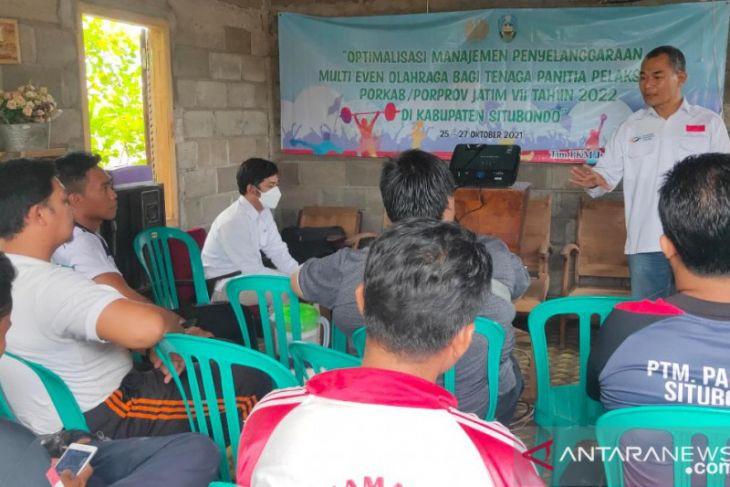 Guru Olahraga di Situbondo Diminta Ajak Siswa Tonton Pertandingan di Porprov Jatim 2022 - JPNN.com Jatim