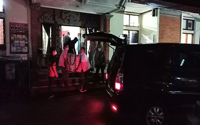 KPK Geledah Dinas PUPR, Bakeuda dan Setwan Tabanan, Buntut OTT Kasus DID? - JPNN.com Bali