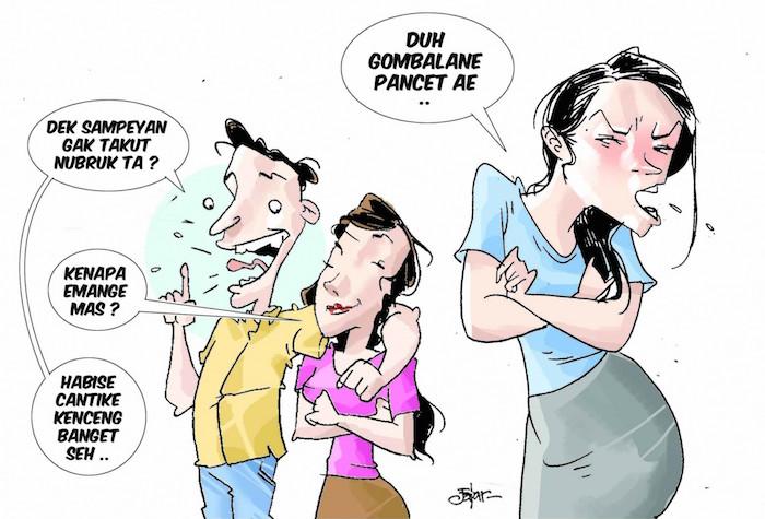 kisah suami yang tak puas dengan istri sikat adik ipar