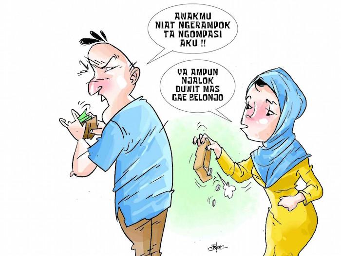Kisah Istri Yang Tercekik Suami Pelit Dan Penuh Perhitungan