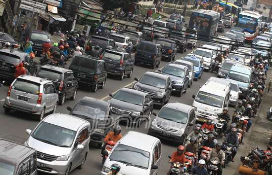 Inilah Jumlah Motor dan Mobil yang Belum Bayar Pajak