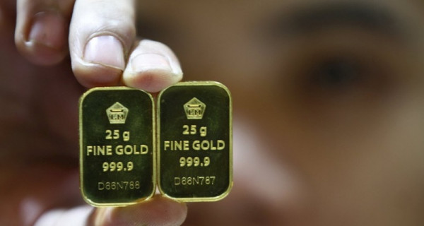 Mantap Guys! Untung Jual Emas Antam Makin Dahsyat Hari Ini - GenPI.co