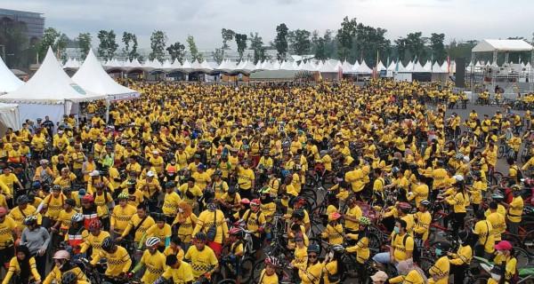 Jhonlin Ride Bakal Ramai, 6000 Pesepeda Sudah Bilang Yes - GenPI.co