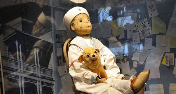 Inilah Boneka Iblis yang Jadi Inspirasi Film Chucky - GenPI.co