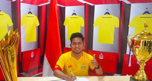 Andik Vermansah Gabung, Bhayangkara FC Kian Menakutkan - GenPI.co