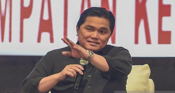 Keren, Erick Thohir akan Sikat Habis Mafia Proyek di BUMN - GenPI.co