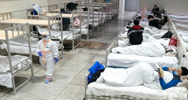 Mengerikan, Ratusan Narapidana Kejang-kejang Kena Virus Corona - GenPI.co
