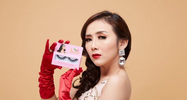 Beli Eyelashes Premium Sarita Beauty di Shopee Diskon 50 Persen - GenPI.co