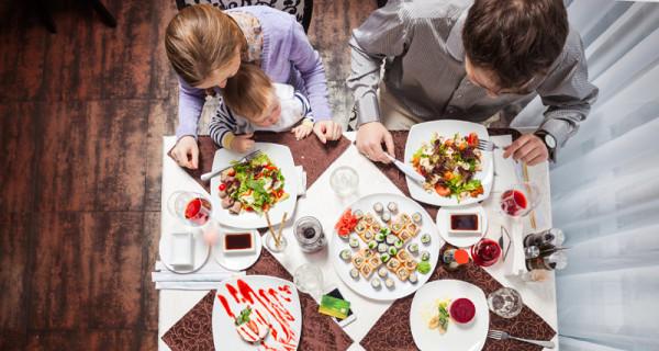 Kapan Anak Boleh Makan Sushi? Cek di Sini - GenPI.co