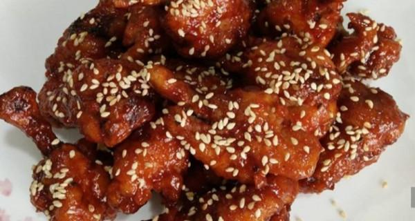 Resep Ayam Pedas ala Korea, Bikin Gebetan Makin Jatuh Cinta - GenPI.co