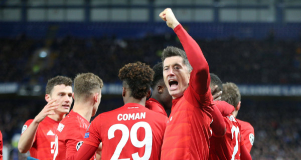 Chelsea vs Bayern Muenchen 0-3: Dulu Pecundang, Kini Pahlawan - GenPI.co