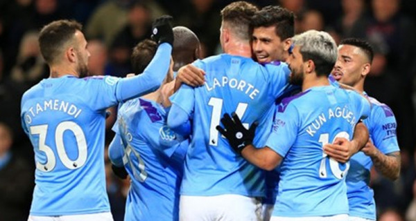 Manchester City vs West Ham 2-0, Rekor Legenda Arsenal Akan Pecah - GenPI.co
