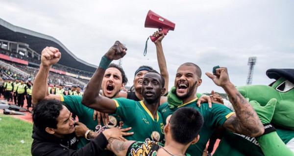 Jadwal Liga 1 2020: Persebaya Percaya Diri, Persib Jamu Persela - GenPI.co