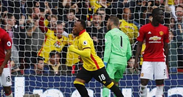 Main Nggak Oke, Manchester United Ditekuk Watford 1-3 - GenPI.co