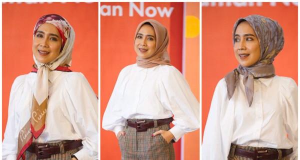Mudahnya Tampil Stylish dengan 3 Gaya Hijab Zaman Now - GenPI.co