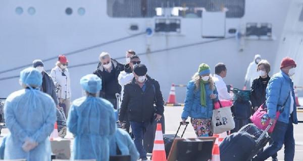 Wabah Virus Corona di Luar China Makin Mengganas, Ini Datanya... - GenPI.co