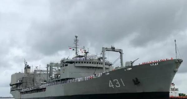 Kapal Perang Kharg Iran ke Indonesia, Amerika Terus Memantau - GenPI.co