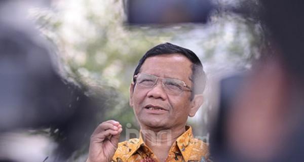 Indonesia Kebal Dari Virus Corona, Ini Kata Menko Polhukam... - GenPI.co