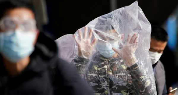 Virus Corona Makin Ganas, China Bangun Pabrik Masker Dalam 6 Hari - GenPI.co