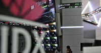 Bursa Saham 3 April, Saham GGRM dan TLKM Direkomendasi - GenPI.co