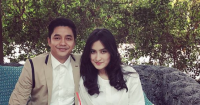 Dikabarkan Menikah dengan Aldy Fairuz, Angbeen Rishi Hobi Memasak - GenPI.co