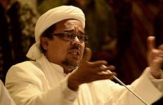 Habib Rizieq Merasa Dizalimi Rezim Jokowi, Dilindungi Arab Saudi - JPNN.com