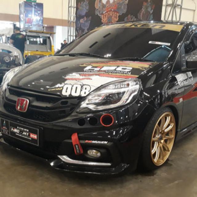 Modifikasi Honda Brio Satya Semakin Matang Otomotif Jpnn Com