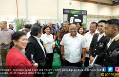 ISEF 2019 Dorong Pertumbuhan Produk dan Prestasi Olahraga di Indonesia - JPNN.com