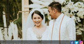 Mutia Ayu Akhirnya Pamer Momen Pernikahan dengan Glenn Fredly